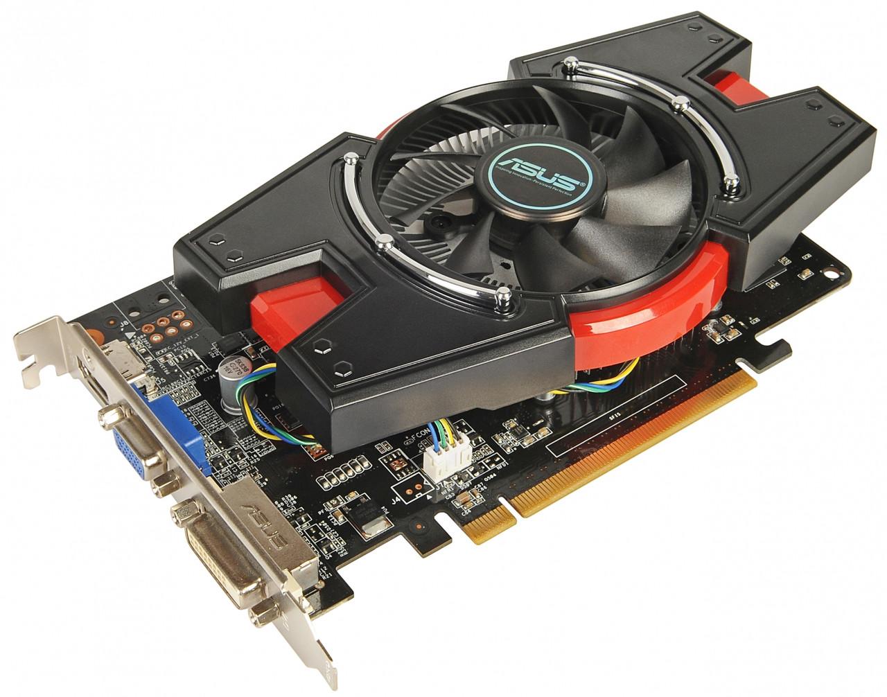 Видеокарта ASUS GTX650-E-2GD5 DDR5 128bit Over-Stock Б/У
