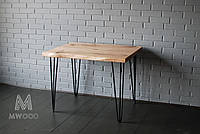 Стол кухонный ЛОФТ LOFT стіл кухонний MWood 009