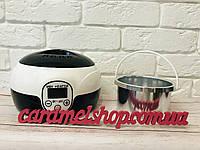 Воскоплав баночный с дисплеем AX600 Lady Victory для воска в банке, в таблетках, в гранулах - парафиноплав , фото 1