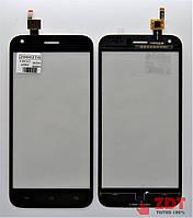 Сенсор для телефона Ergo a502 aurum Черный (2000270)