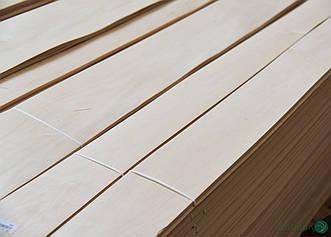 Шпон Ольхи - 0,6 мм длина от 0,50 - 0,75 м / ширина от 9 см+ (I сорт)