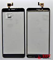 Сенсор для телефона Doogee x60L Черный (2000279)