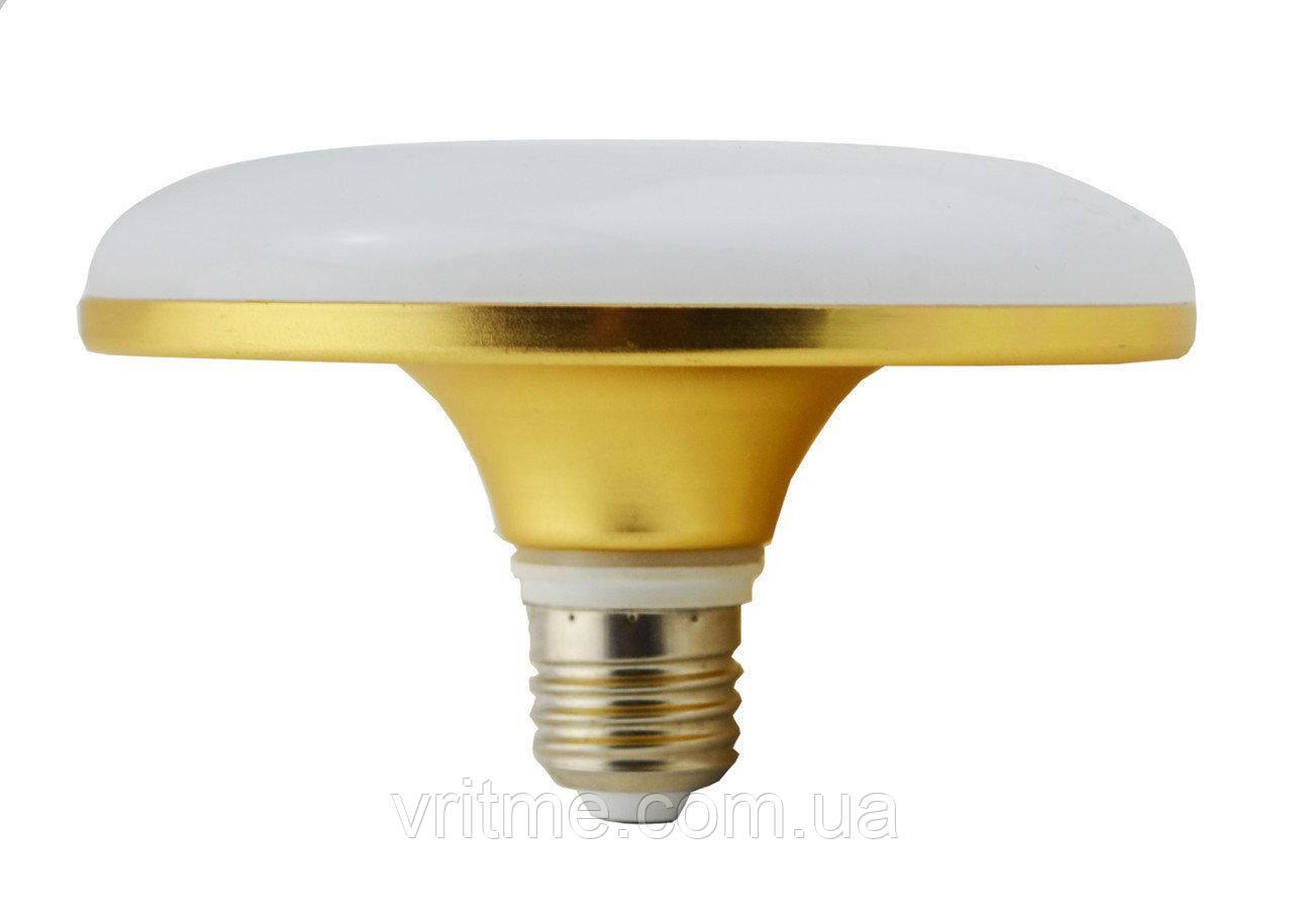 Світлодіодна лампа UKC 18W LED Three Proof UFO Light