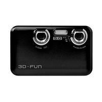 5-ти мегапиксельная 3D видео/фото камера (модель 3D FUN)