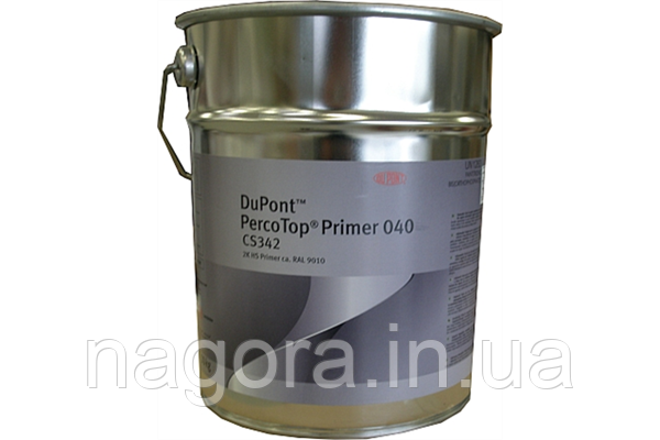 Грунтовка CS345 PercoTop Primer 040 2K colorless