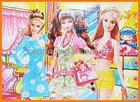 Детская головоломка пазл   Детский пазл Барби
