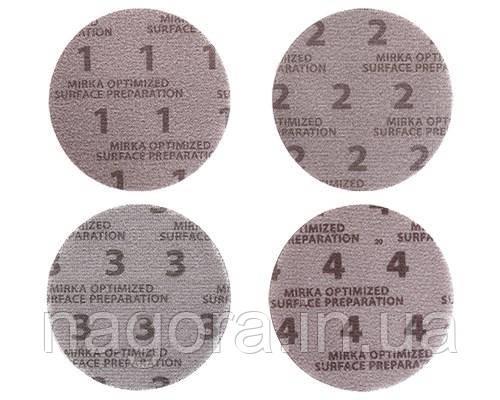 Шліф мат на сетч сінт основі OSP-2 70мм x 10м MIRKA