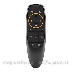 Гироскопический пульт (воздушная мышка, аэромышь) - Air Mouse G20 (гироскоп + голосовое управление)