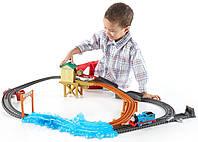 Томас и друзья игровой набор Сокровище Чейз (моторизированная серия)Fisher-Price Thomas TrackMaster