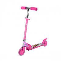 Скутер 2-х колесный - L.О.L. SURPRISE! для детей от 3 лет (нагрузка до 50 кг) ТМ Лицензионные скутеры T14742-U