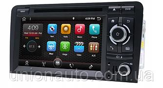 Штатна автомагнітола Android 9.0 Audi A3 8 P 2003-2012 S3 2006-2012 RS3 Sportback