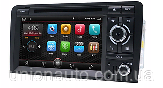 Штатная автомагнитола Android 9.0 Audi A3 8 P 2003-2012 S3 2006-2012 RS3 Sportback