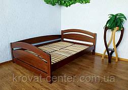 """Полуторная деревянная кровать """"Марта Премиум"""" от производителя, фото 3"""
