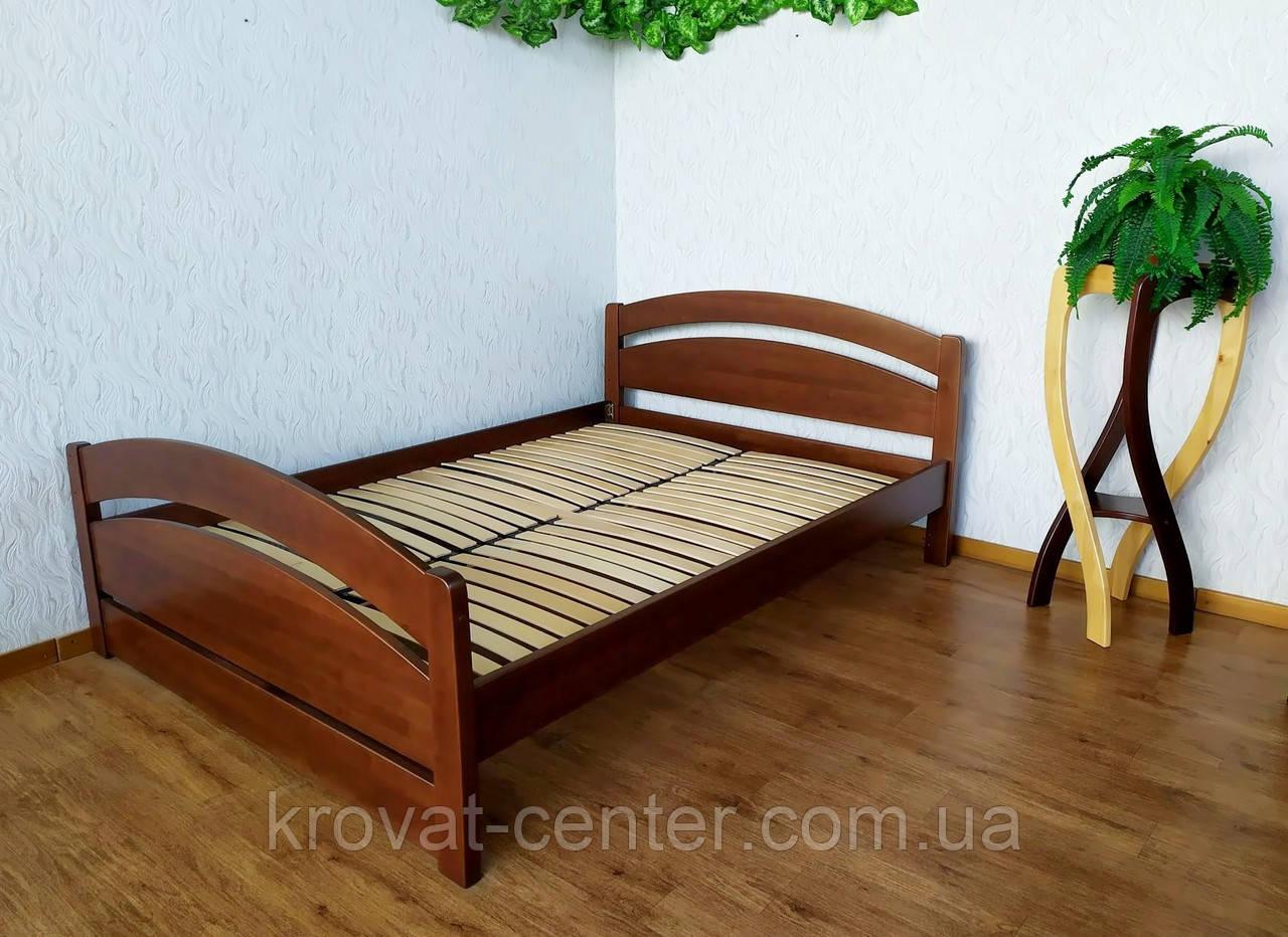 """Полуторная деревянная кровать """"Марта Премиум"""" от производителя"""