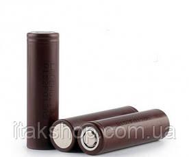 Аккумулятор LG INR18650HG2 3000 mAh (до 30А) оригинал (для электронных сигарет), фото 2