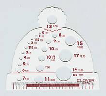 Калибровщик для определения размера спиц Clover