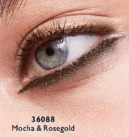 36088 Двусторонний карандаш для глаз КАРАМЕЛЬ-ШОКОЛАД OnColour Oriflame Орифлейм
