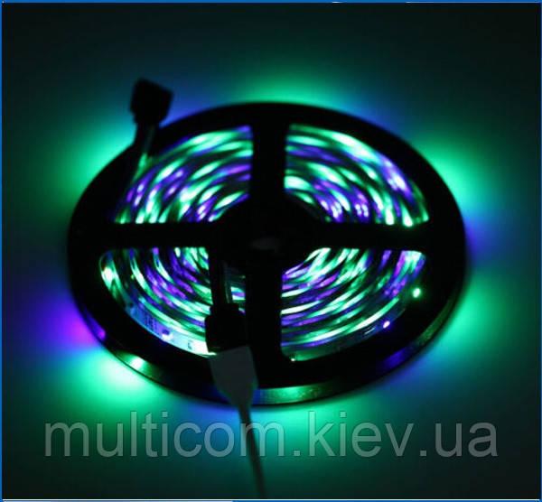 22-03-010. Набор монт.LED лента (5050SMD, 60Led/м), 72W, IP 44, 5м, DC 12V, RGB