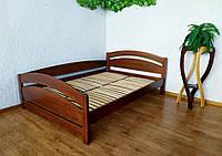 """Кровать двуспальная из натурального дерева """"Марта Премиум"""""""