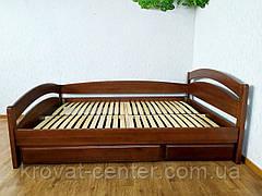 """Кровать двуспальная """"Марта Премиум"""" с боковой панелью, фото 2"""