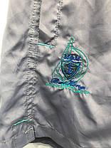 Мужские короткие шорты M&M серые на 46 размер., фото 3