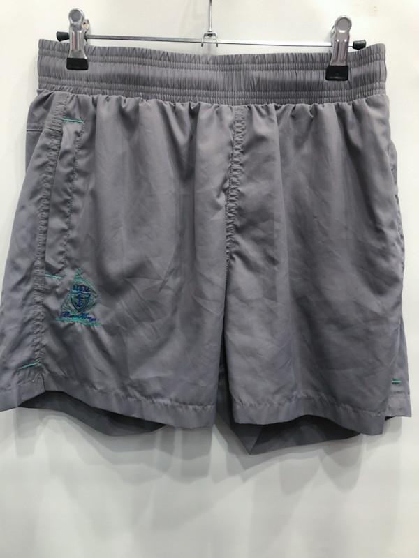 Мужские короткие шорты M&M серые на 46 размер.