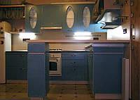 Дизайнерская кухня в стиле прованс