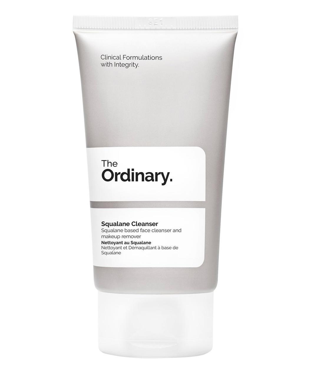 Средство для очищения кожи и снятия макияжа The Ordinary Squalane Cleanser