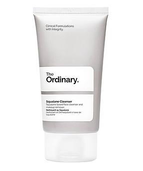 Средство для очищения кожи и снятия макияжа The Ordinary Squalane Cleanser 50 мл