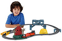 Томас и его друзья игровой набор Коварные ловушки. Fisher-Price Thomas TrackMaster Troublesome Traps
