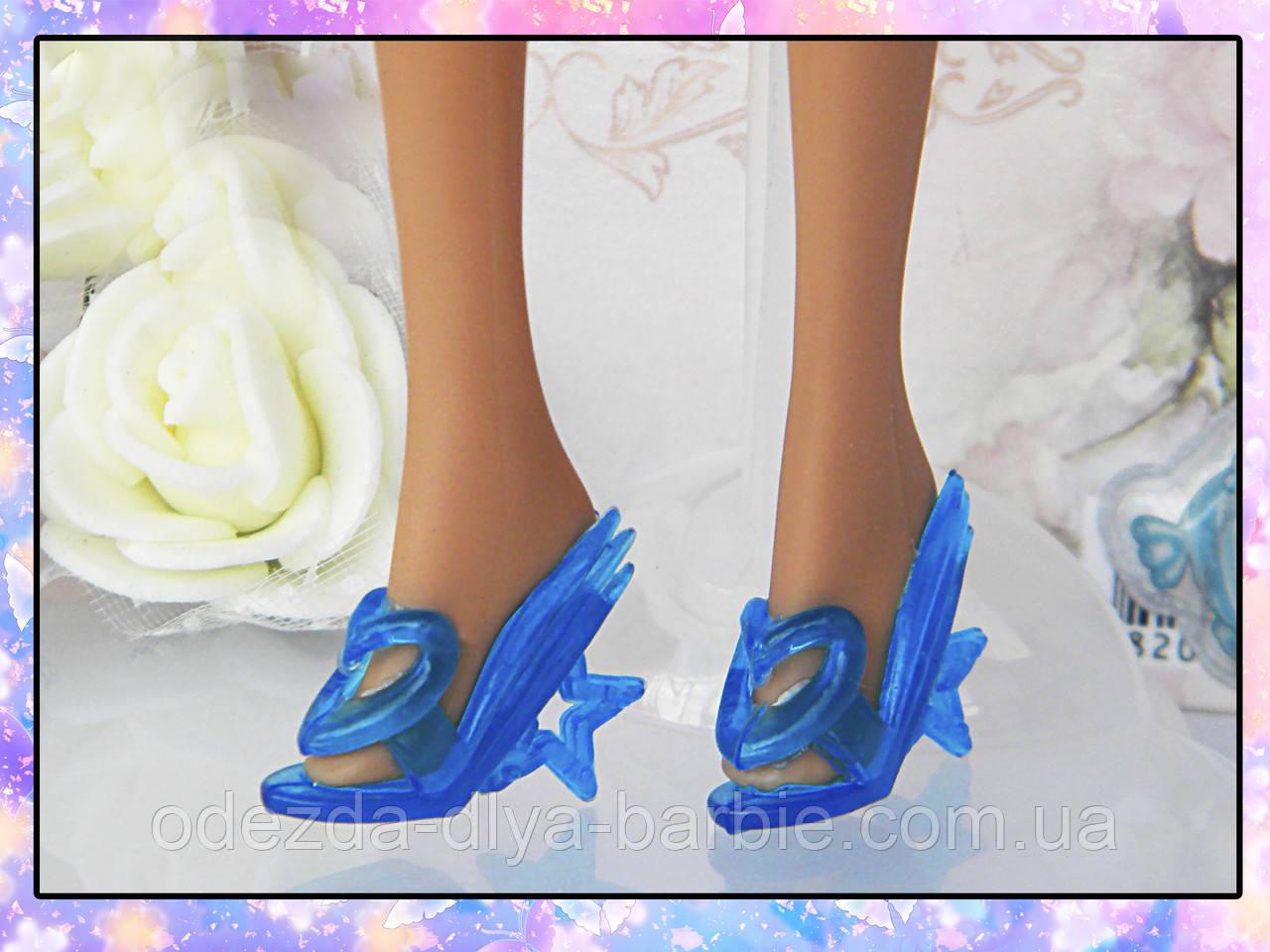 Обувь для Барби - шлёпанцы