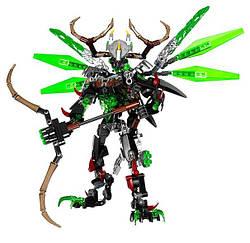 Конструктор Lego Bionicle KSZ 612-2 Охотник Тьмы Умарак и Уксар