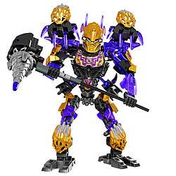 Конструктор Bionicle KSZ 612-3 Объединитель Земли Онуа и Терак