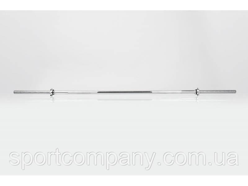 Гриф для штанги Hop-Sport 180см (25мм)