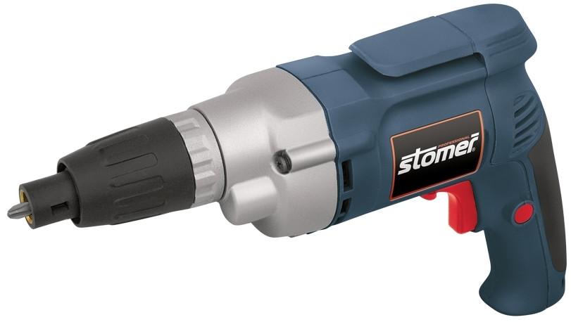 Дрель-шуруповерт электрический Stomer SCD-500