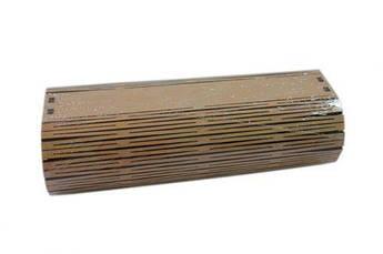Пенал деревянный