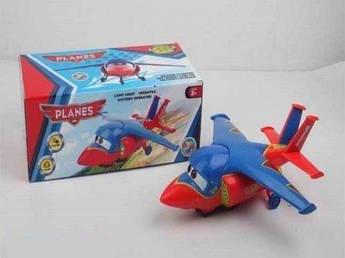 "Самолет ""Planes""  со светом и звуком"