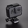 Чорний матовий ПВХ (вініловий) фон Puluz для предметної фото та відео зйомки 200 х 120 див., фото 6