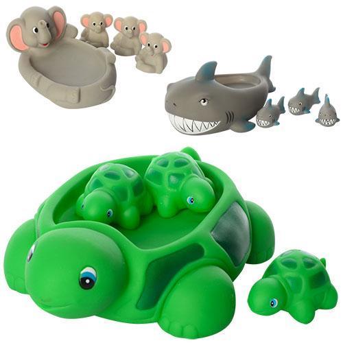 Набор для ванной  Животные
