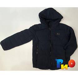 Детская куртка на синтепоне , для мальчиков и девочек  ростом 116-140 см (5 ед. в уп.)