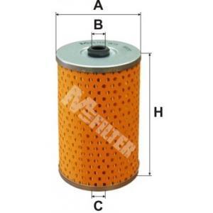 Фильтр топливный вставка, зимний вариант MAN/MB P811, FF5054, PM808