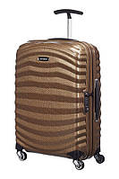 Маленький пластиковый чемодан на 4-х колесах Samsonite Lite- Shock