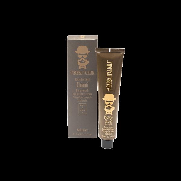 Barba Italiana Гель-помадка для волос сильной фиксации CHIANTI 120 мл.
