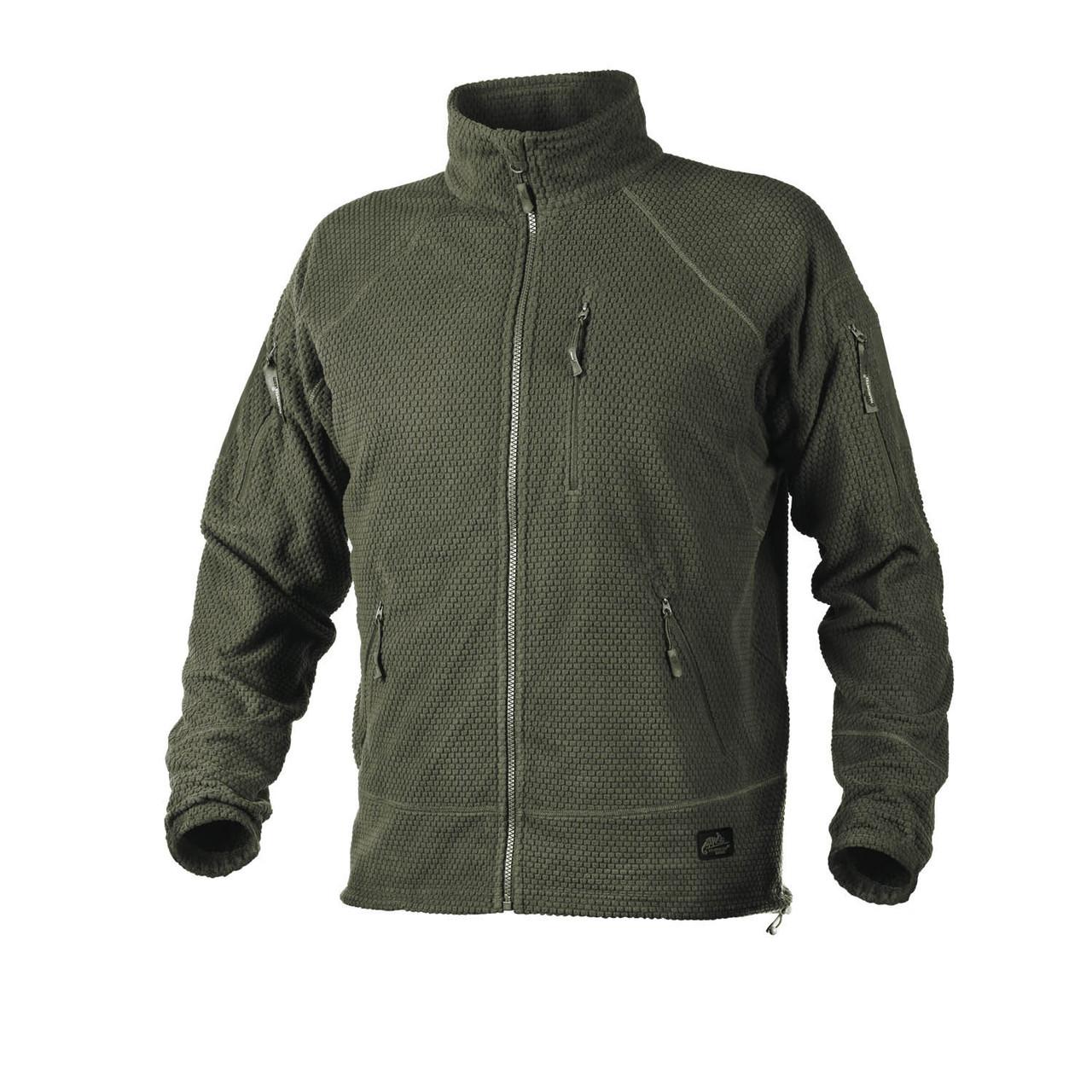 Фліс Helikon-Tex  ALPHA Tactical Jacket.