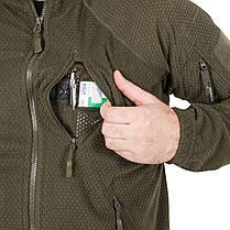 Фліс Helikon-Tex  ALPHA Tactical Jacket., фото 3