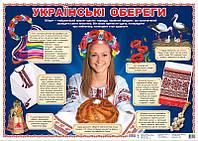 Плакат Українські обереги