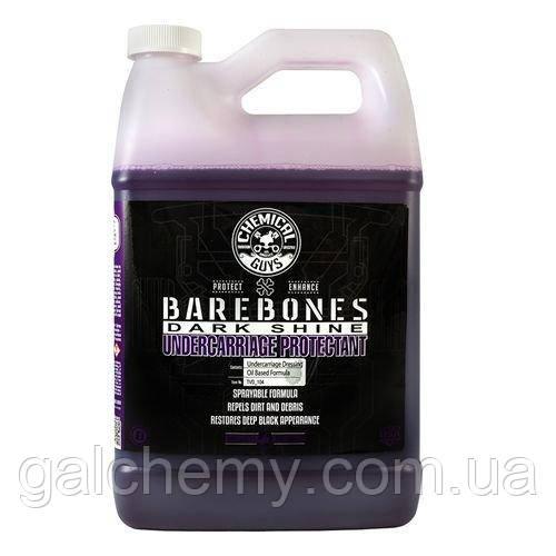 Спрей для обробки днища, колісних арок, елементів ходової частини Chemical Guys BARE BONES (3785 мл) TVD_104