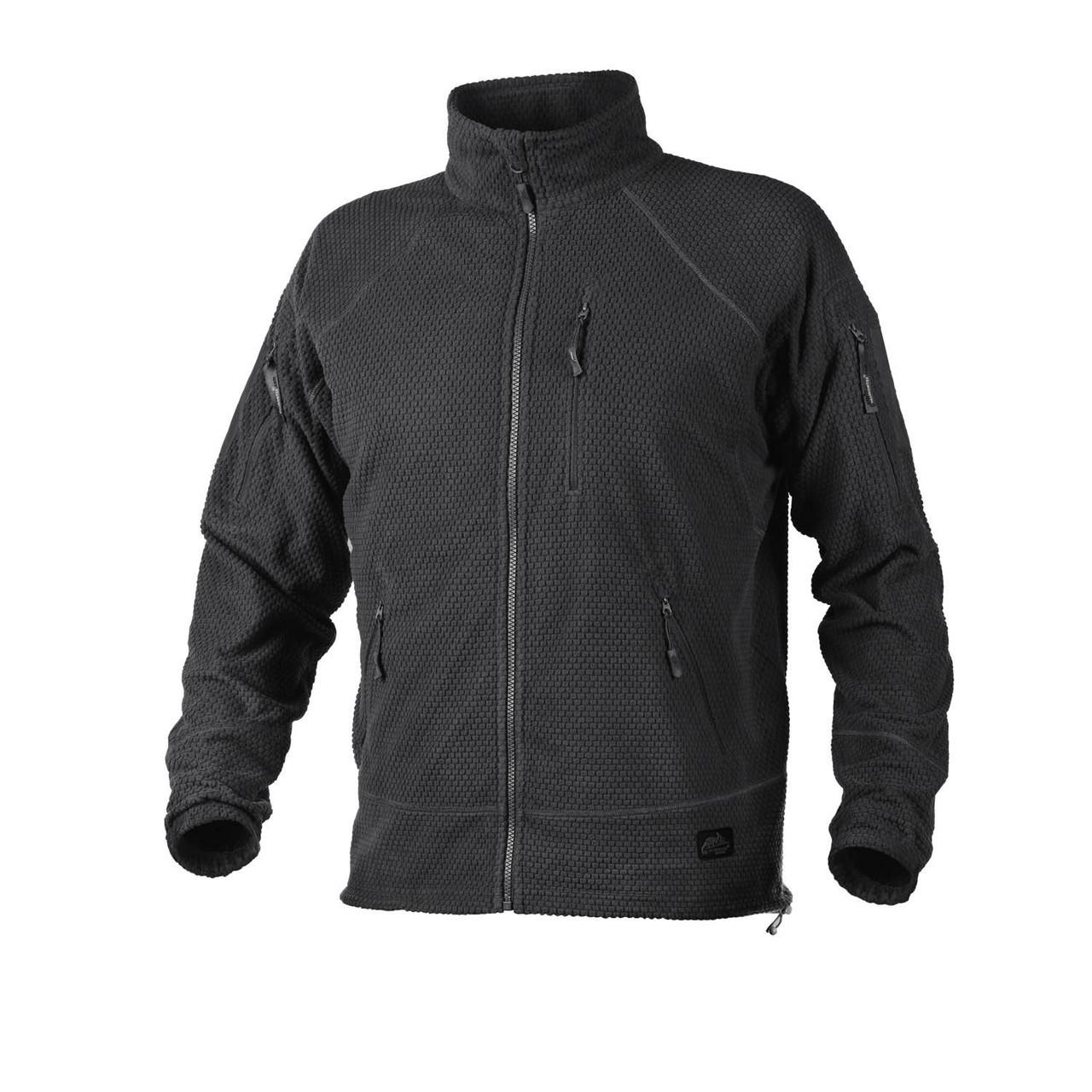 Фліс Helikon-Tex  ALPHA Tactical Jacket. BLACK, L
