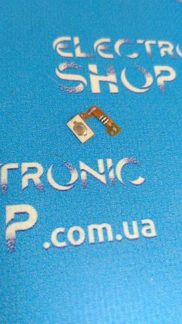 Кнопка включения Alcatel 5020d оригинал б.у, фото 2