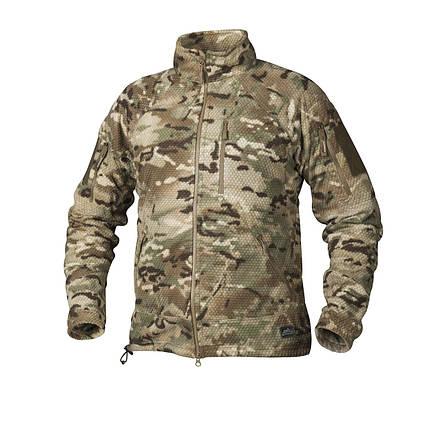 Фліс Helikon-Tex  ALPHA Tactical Jacket. CAMOGROM-R-, S, фото 2